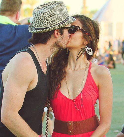 Les deux amoureux de la série Vampire Diaries. ♥♥