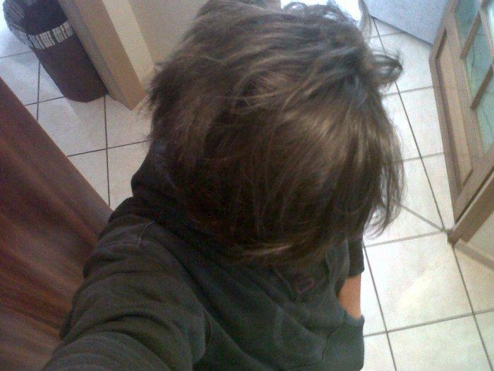 Yeah vive les cheveux decoifé \m/