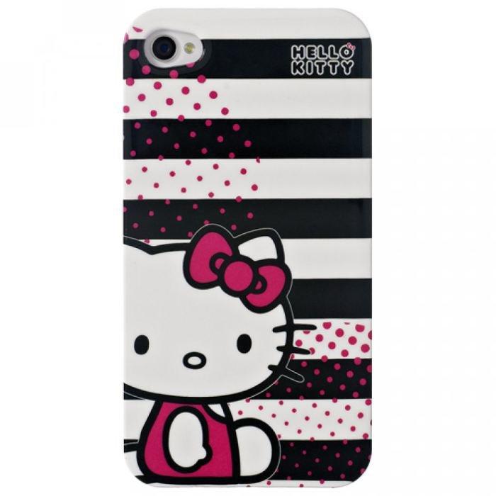 Féerique coque de Hello Kitty.
