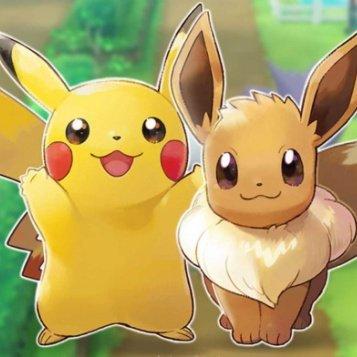 Voici Pikachu qui est mon pokémon préféré avec Evoli.