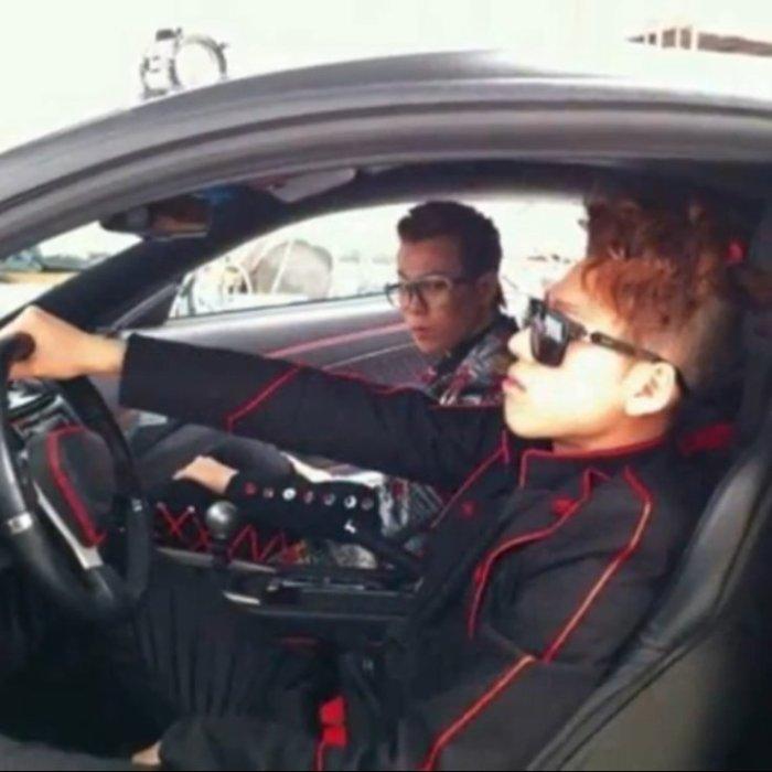 Zico & P.O en voiture ! *w*