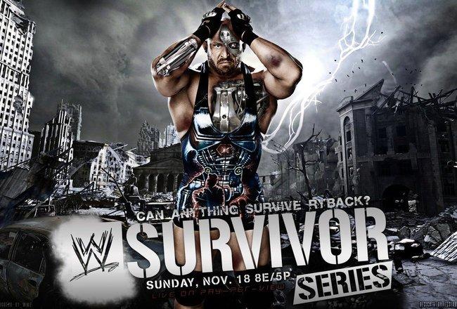 Survivors Series 2011