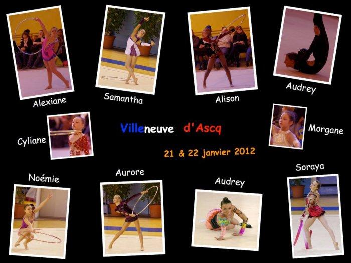 Les indiv de la saison 2011/2012 ( toutes les filles )