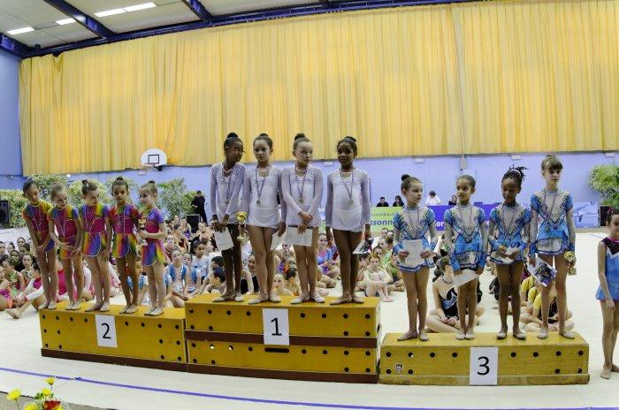 En saison 2010/2011 poussines 1er départementale (encienne)