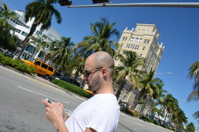 me at Miami