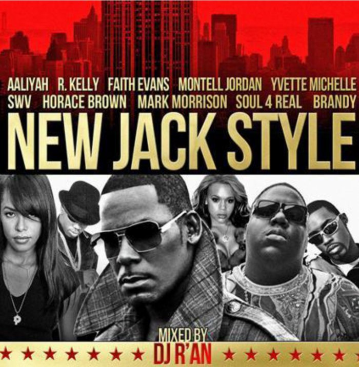 mixtape NEW JACK STYLE best of