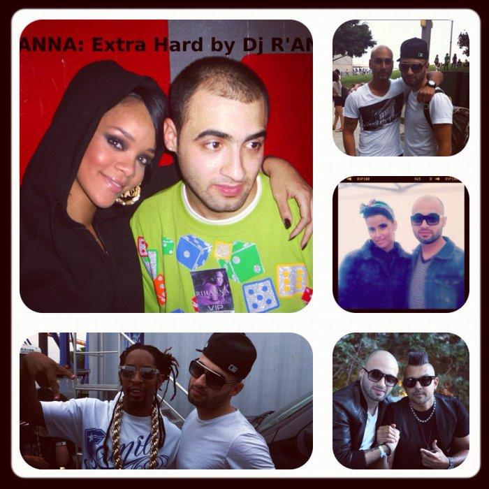 Friends #3 Rihanna, LilJon, Sean Paul, Massari, Nelly Furtad