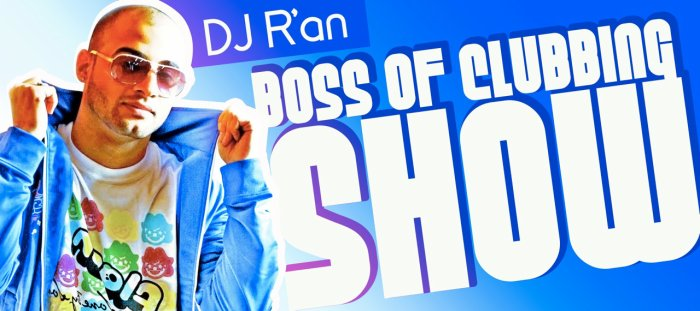 radio show BOSS OF CLUBBING SHOW