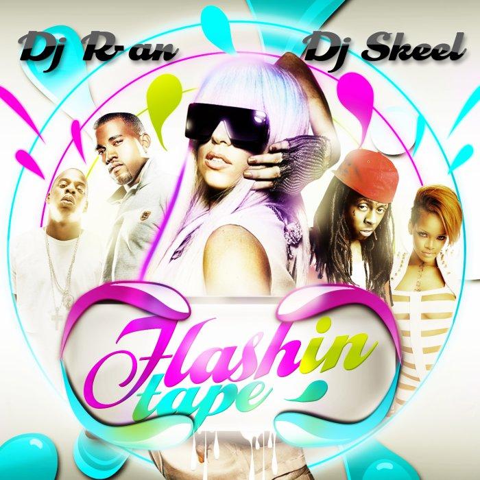 mixtape FLASHIN TAPE feat Dj SKEEL