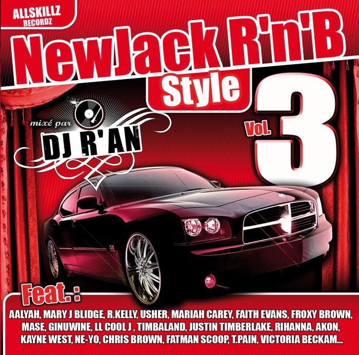 mixtape NEW JACK RNB STYLE 3