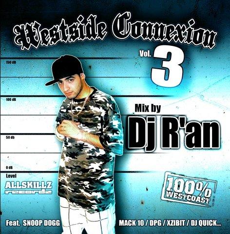 mixtape WESTSIDE CONNEXION 3