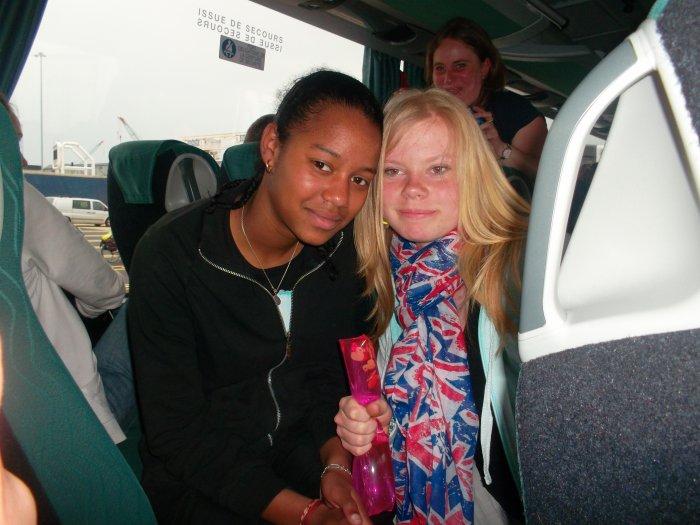 Jenny et Priscou <3