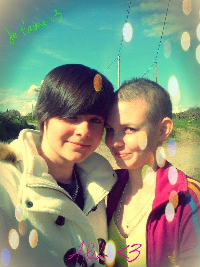 Audrey et moi ♥♥♥