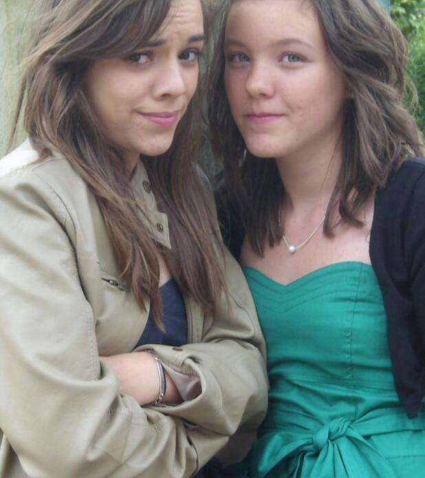 Camille et Manon <3