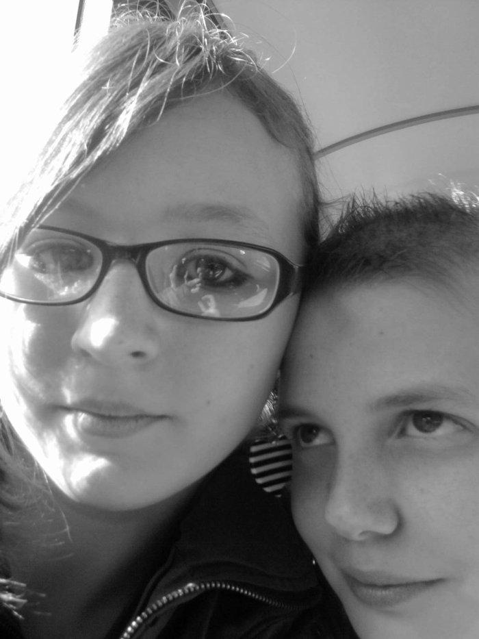 Laura et moii <3