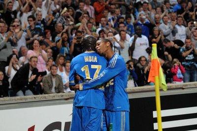 LUN@SNA@P01@MAX_82311.jpg  ©PHOTOPQR/LA PROVENCE/N VALLAURI  MARSEILLE LE 21/05/2011 Football ligue