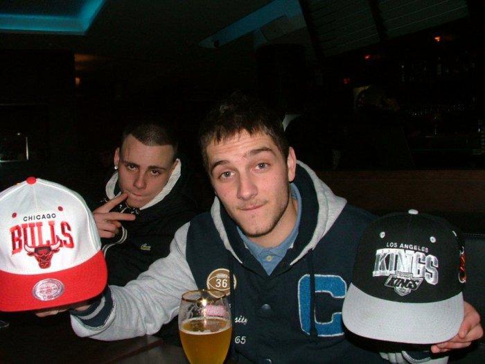 dydi , moi et ces casquettes