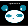 le-panda-bleu