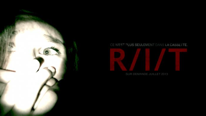 Affiche Officielle du film (oui c'est moi :P)