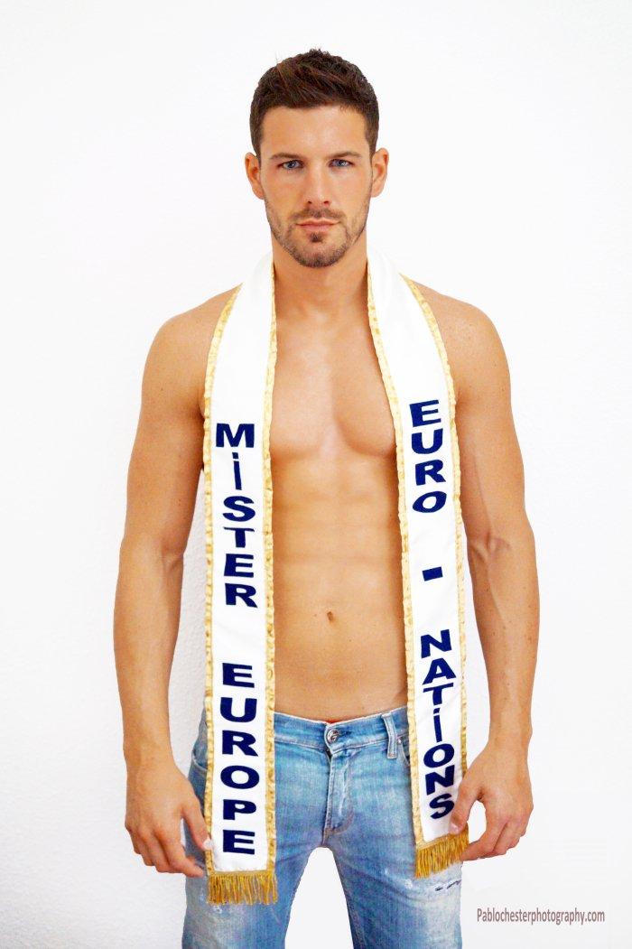 Mister Europe - Marco Boscolo
