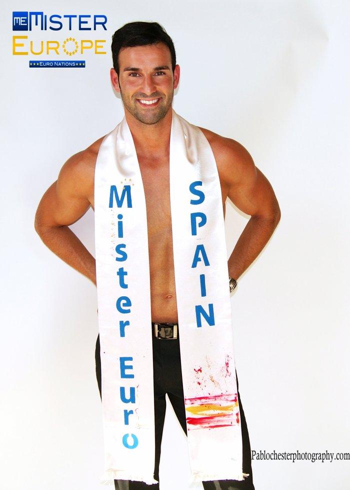 Mister Spain - David Garcia