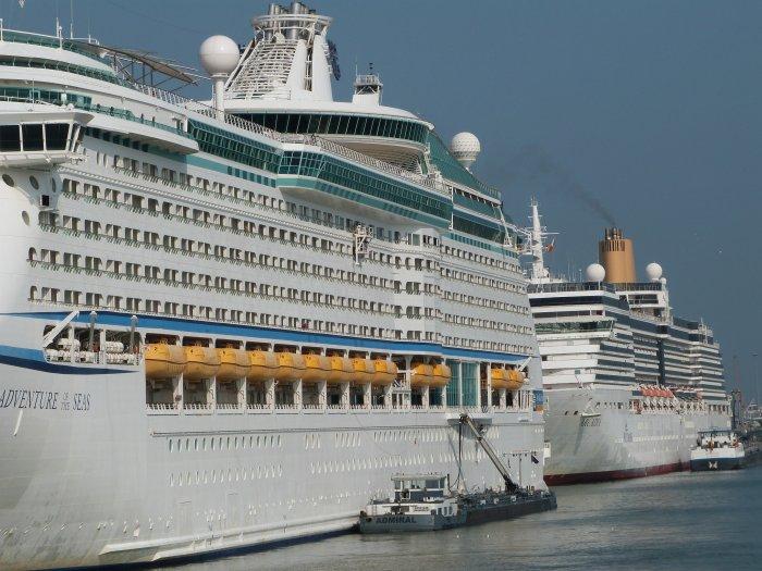 Adventure of the Seas & Arcadia