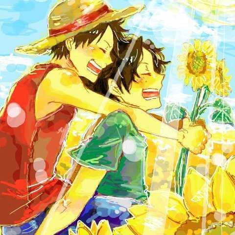 ♥ Ace ~ Luffy ♥