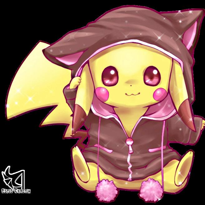 Photo sans nom pikachu kawaii - Image manga swag ...