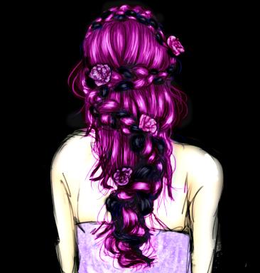 Nouvelle coiffure ♥