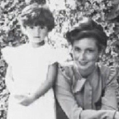 Cote & sa mère ♥