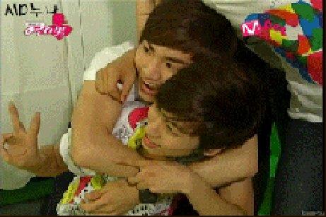 JongKey ♥ Celui la aussi c un gif !
