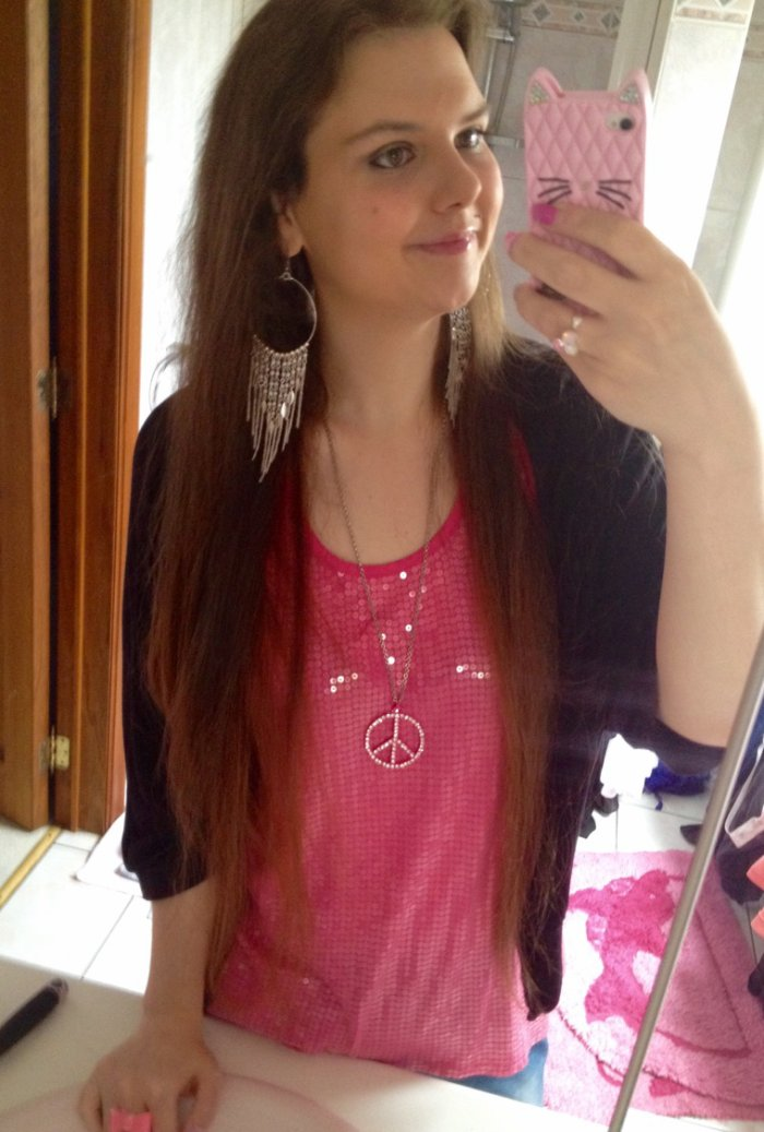pinky <3