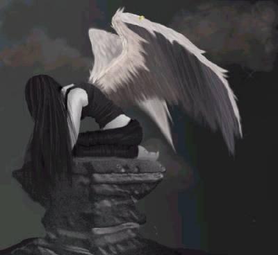 le chagrin d'un ange