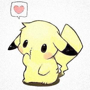 Pikachu ! <3