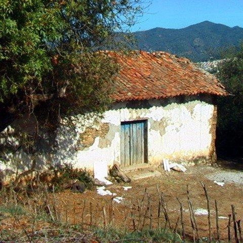 Une ancienne maison kabyle dans la wilaya de jijel for Construire une maison kabyle