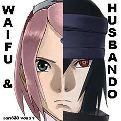 HUSBANDO & WAIFU !!! ♥
