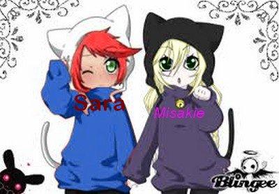 Avec Misakie ♥