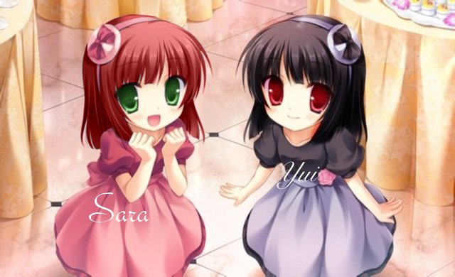 Avec Toka-Chan ♥