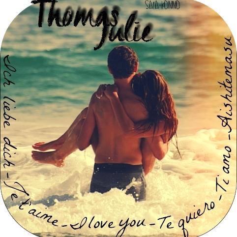 Thomas ; Mon coeur, mon amour, mon ange, Doudou, mon bébé. ♥