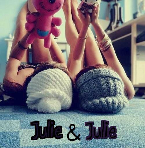 Julie ; Ma Framboise ♥