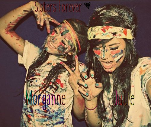 Morganne ; Ma p'tite folle ♥