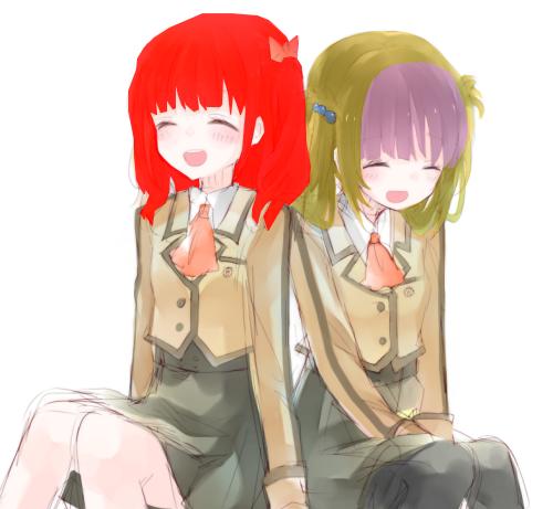 Avec Haruka (Litzy) ♥
