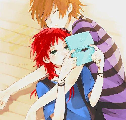 Avec Sonny ♥