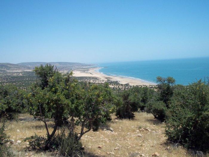 le bled. à 60 km d'Agadir.