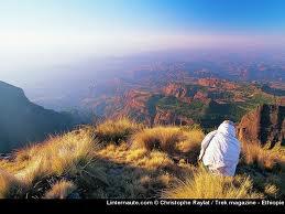 montagne Ethiopie.