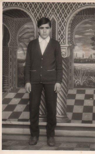 mon oncle El Rhamiss. 1968.