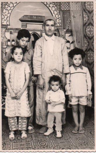 mon oncle El Hussein et ses enfants. 1969.