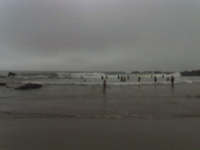 plage d'Imouzar.