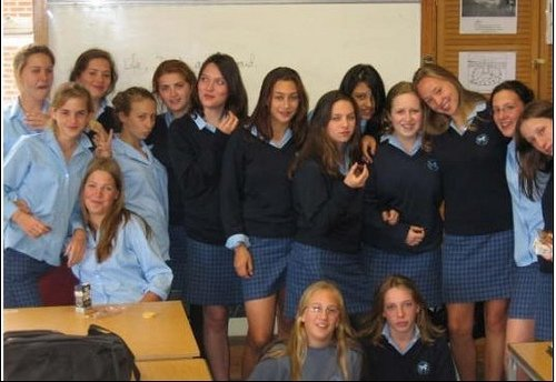 Emma school 16 ans