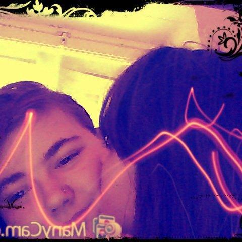 Moi et ma petite soeur Marina